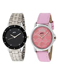 ATC Analog Round Casual Wear Watches For Women Combo-SL-84_PI-104