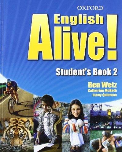 English Alive! 2: Student's Book Pack