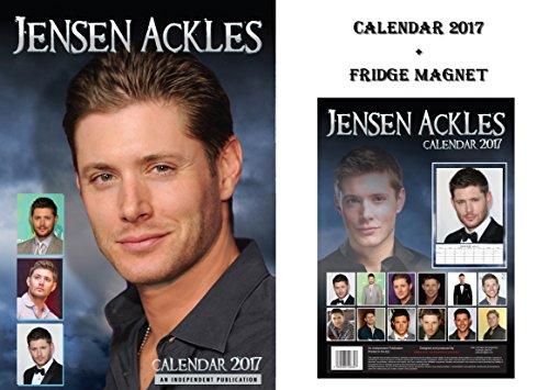 jensen-ackles-2017-calendar-supernatural-jensen-ackles-fridge-magnet