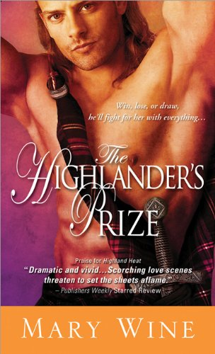 The Highlander's Prize (The Sutherlands Scottish Historical Romance Series)