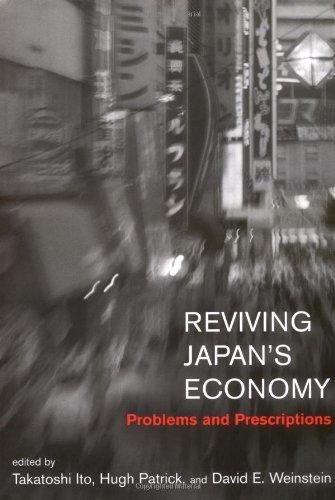 Reviving Japan's Economy: Problems and Prescriptions (MIT Press)
