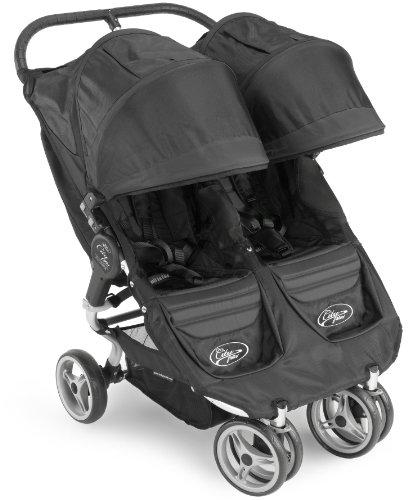 Baby Jogger 2011 City Mini Double Stroller, Black/Black
