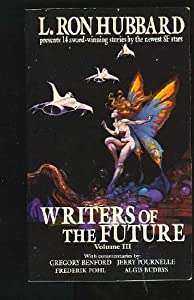 L. Ron Hubbard Presents Writers of the Future, Vol 3 by Algis Budrys and L. Ron Hubbard