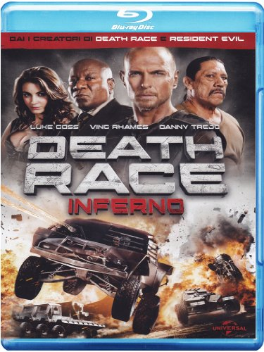 Death race: Inferno [Blu-ray] [IT Import]