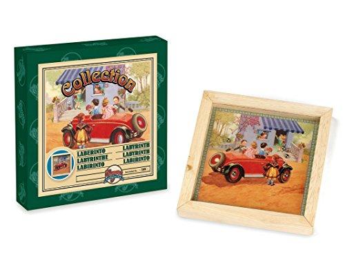 Labyrinth Auto Board Game
