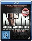 DVD Cover 'NWR - Die Nicolas Winding Refn Doku [Blu-ray]