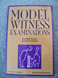 img - for Model Witness Examinations book / textbook / text book