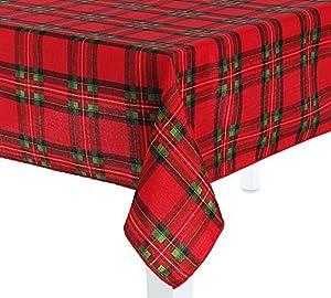 Amazon.com - Christmas Tablecloth 60 X 120 - Christmas ...