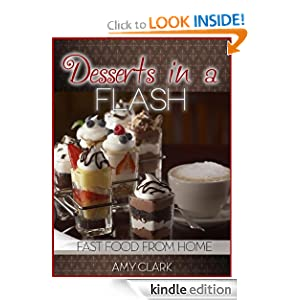 Kindle Daily Deal: Desserts in a Flash