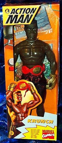 Picture of Hasbro Action Man Krunch 12