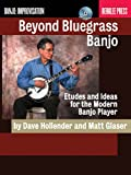 img - for Beyond Bluegrass Banjo - Book/Cd (Banjo: Improvisation) book / textbook / text book