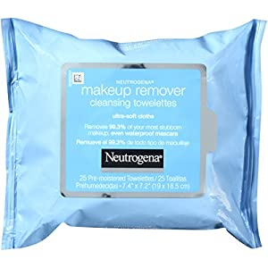 Make-up Remover Cleansing Towelettes Refill Pack Neutrogena 25 Pc Towelettes Unisex