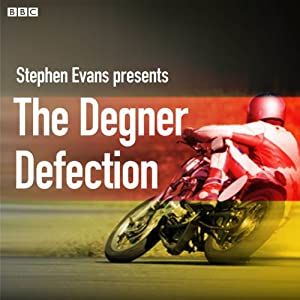 The Degner Defection Audiobook