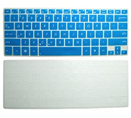 CaseBuy 2-Pack Keyboard Cover for ASUS UX31E UX31A UX32A UX32VD UX301LA UX302 UX302LG UX303LA UX303LB UX303LN UX303UA UX303UB UX305 UX305CA UX305FA UX305LA UX306UA UX360CA UX42 Q302LA Q302UA Q304UA