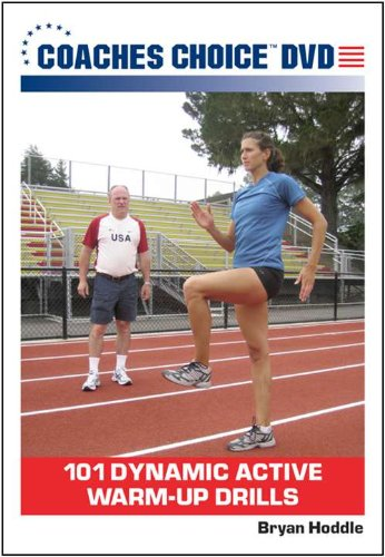 Cover art for  101 Dynamic Active Warm-Up Drills