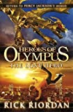 Rick Riordan The Heroes of Olympus, The, Book One: Lost Hero[ THE HEROES OF OLYMPUS, THE, BOOK ONE: LOST HERO ] by Riordan, Rick (Author ) on Oct-12-2010 Hardcover