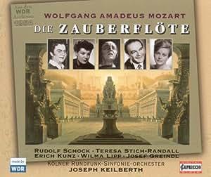 Mozart W.a.: Magic Flute (the