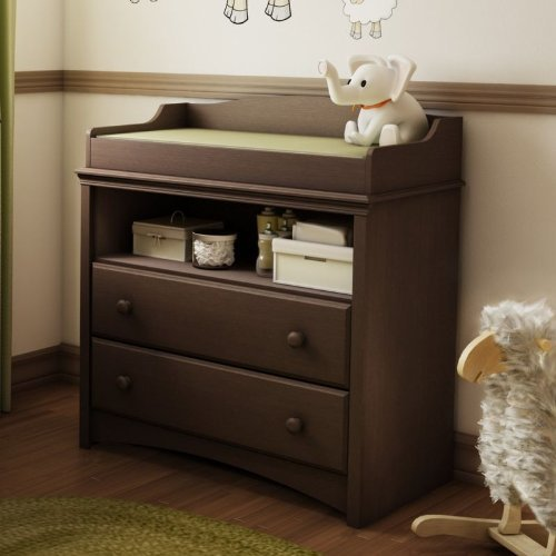 Angel Changing Table By South Shore Furniture front-786868