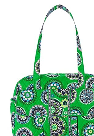 vera bradley baby bag diaper baby bag cupcake green clothing. Black Bedroom Furniture Sets. Home Design Ideas