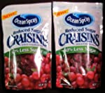 Ocean Spray Reduced Sugar Craisins Dr...
