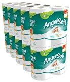 Angel Soft Double Rolls, 4 Rolls, Pack of 10 (40 Rolls)