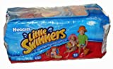 Huggies Little Swimmers Size Large 32lb+ (Disney Little Mermaid) 10 count package