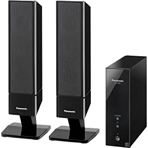 SC-HTE1 2.0 Speaker System - 40 W RMS