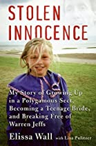 Stolen Innocence By Elissa Wall, Lisa Pulitzer