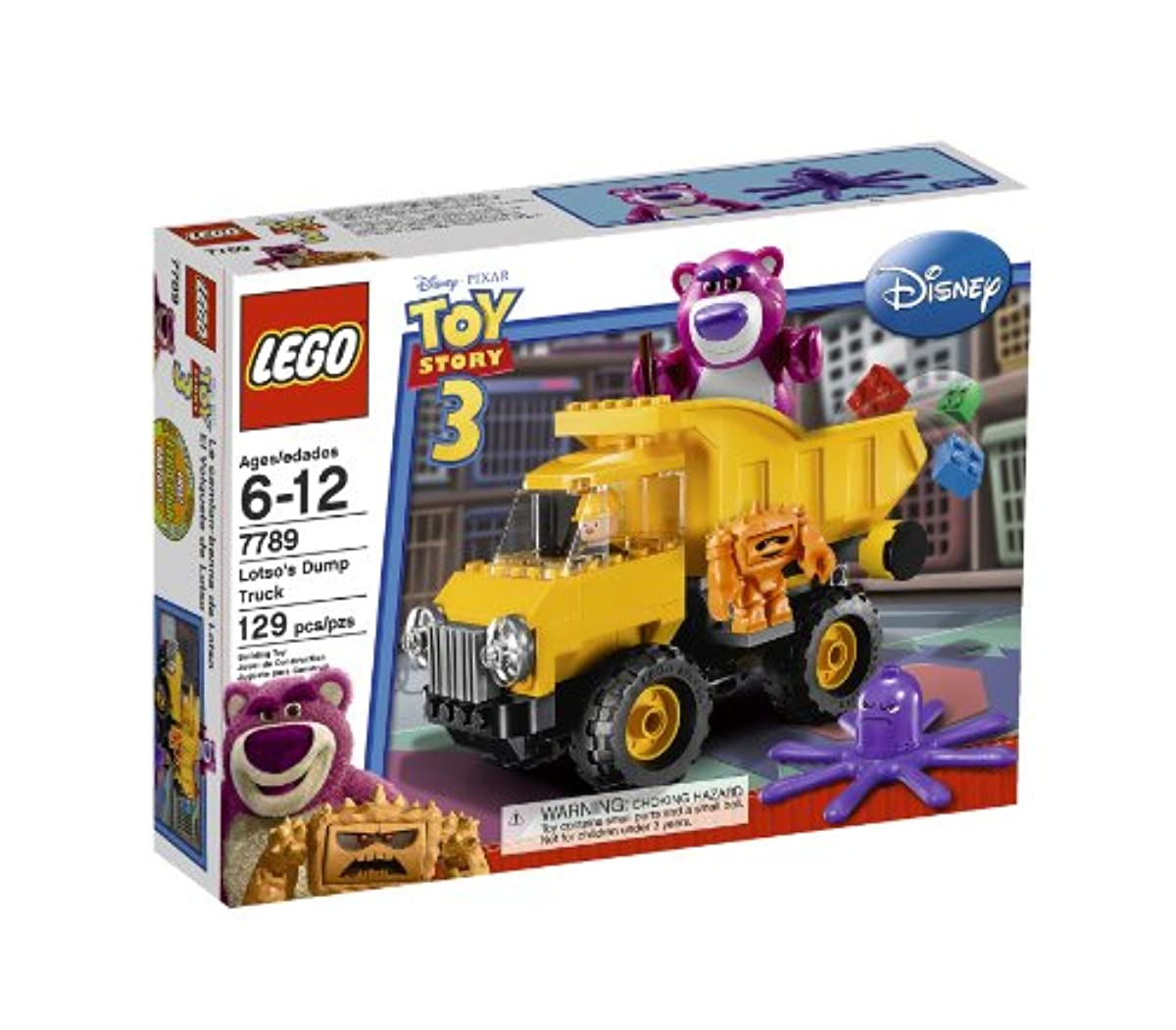 [해외] LEGO TOY STORY LOTSO'S DUMP TRUCK (7789)-4568706