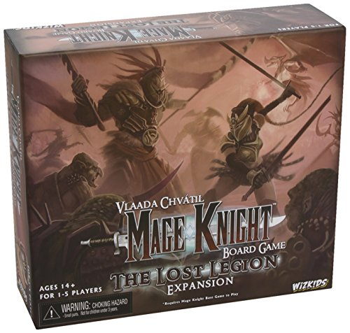 Wzk 70832 Wzk70832 By Mage Knight Lost Legion Expansion