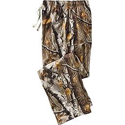 Legendary Whitetails Woodlot Lounge Pants Big Game Camo X-Large
