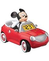 ディズニー・ミッキーマウス 目覚まし時計【並行輸入品】