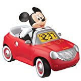 Mickey Mouse Rockin' Ride Alarm Clock (japan import)