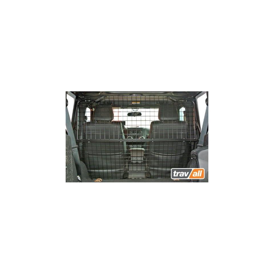 JEEP Wrangler 2 Door Pet Barrier (2011 CURRENT)   Original Travall Guard TDG1373