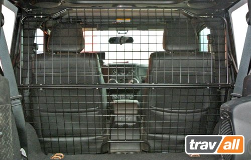 TRAVALL TDG1373 - Hundegitter Trenngitter Gepäckgitter