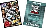 GTA V & Megaladon Card Bundle [PC Dow...