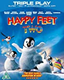 Happy Feet Two - Triple Play (Blu-ray + DVD + UV Copy) [Region Free]