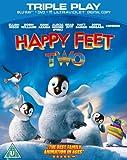Happy Feet Two - Triple Play (Blu-ray + DVD + UV Copy) [Region Free]