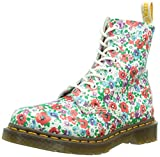 Dr. Martens Pascal Wild Poppy White, Womens Boat Shoes