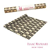 Isaac Mizrahi Self Adhesive Shelf Liner - 30 Sq Ft. (GEO IKAT)