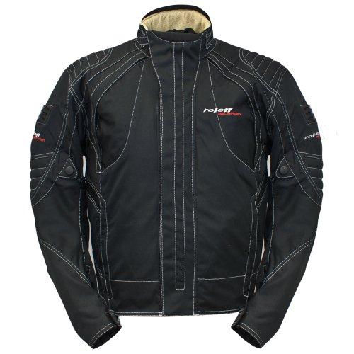 roleff racewear 6102 blouson moto berne noir s sport. Black Bedroom Furniture Sets. Home Design Ideas