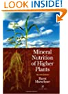 Marschner's Mineral Nutrition of Higher Plants, Second Edition (Special Publications of the Society for General Microbiology)