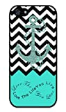 Zeimax® UV Case for iPhone 5 5S - Live the Life You Love (White) (White 1)
