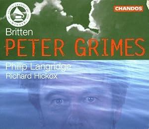 Benjamin Britten: Peter Grimes (Opern-Gesamtaufnahme) (2 CD)
