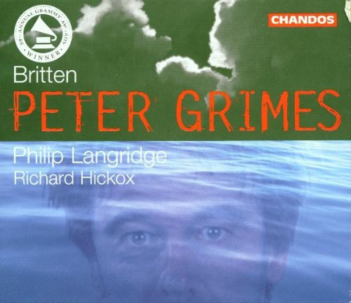 Peter Grimes (Hickox) - Britten - CD