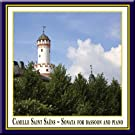Camille Saint-Sa�ns - Sonata for Bassoon & Piano in G Major Op.168 / Sonate f�r Fagott & Klavier Opus 168 / Sonate pour basson en sol majeur