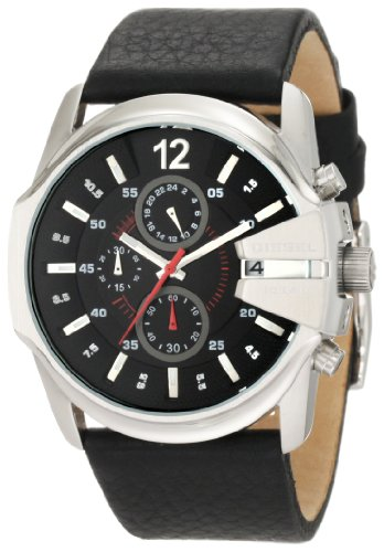 Diesel Analog Black Dial Men's Watch #DZ4182