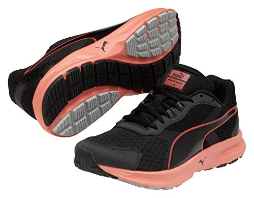 PUMA Descendant v3 , Zapatillas de running para mujer, color negro, talla 38