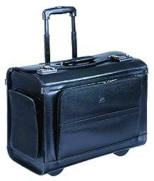 Mancini Wheeled Catalog Case