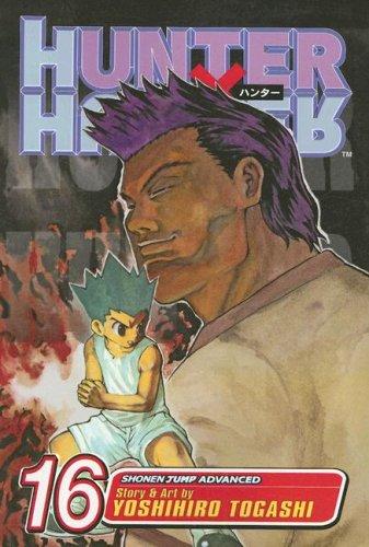 HUNTER×HUNTER ハンターハンター コミック16巻 (英語版)